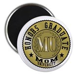 Mom University Honors Graduate Magnet
