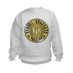 Mom University Honors Graduate Kids Sweatshirt
