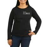 Pretty Soccer Mom Mother's Day Women's Long Sleeve