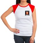 Out of this World Sci-Fi Mom Women's Cap Sleeve T-
