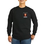 Out of this World Sci-Fi Mom Long Sleeve Dark T-Sh