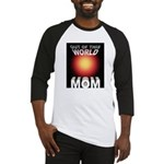 Out of this World Sci-Fi Mom Baseball Jersey