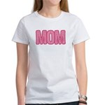 Mom in Pink Mother's Day Women's T-Shirt