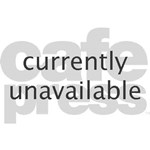 Baseball Swoosh Mom Mother's Teddy Bear