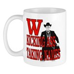 Sheriff W George Bush Cowboy Mug