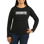 Because Someone's Gotta Work Women's Long Sleeve D