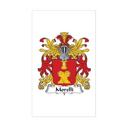 The Morelli Family Crest.