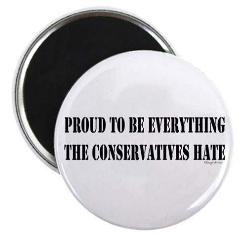 HATE CONSERVATIVES