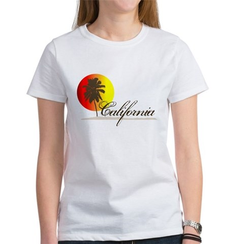 california beaches sunset. CafePress gt; T-shirts gt; California Beaches Sunset Logo Tee. California Beaches Sunset Logo Tee