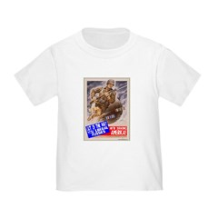 Out of the Way! Toddler T-Shirt