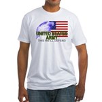 United States Army T-shirts & Fitted T-Shirt