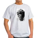 Plato Truth Reality Ash Grey T-Shirt