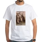 Julius Caesar Pictures Quotes White T-Shirt