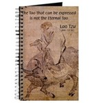 Lao Tzu Philosophy of Tao Journal