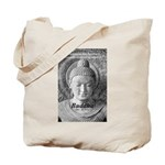 Buddha Buddhism Quote Picture Tote Bag