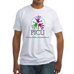 A Helping Hand Fitted T-Shirt