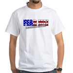 Fear Me! Infidel White T-Shirt