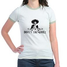 Dirty Sanchez Jr Ringer T-Shirt
