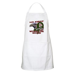 Conservative Second Amendment BBQ Apron