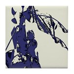 Spanish Blue Letter Tiles Joan of Arc