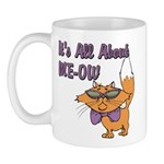 It's All About ME-OW Mug
