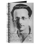 Erwin Schrodinger One Reality Journal