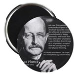 "Max Planck Quantum Theory 2.25"" Magnet (100 pack)"