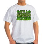 It's a Celebration Bitches Shamrock Light T-Shirt