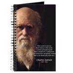 Charles Darwin: God Creation Journal