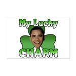 Obama My Lucky Charm Mini Poster Print