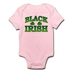 Once You go Irish You Never Go Back Infant Bodysui
