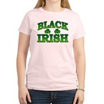 Once You go Irish You Never Go Back Women's Light