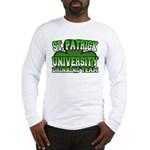 St. Patrick University Drinking Team Long Sleeve T