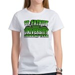 St. Patrick University Drinking Team Women's T-Shi
