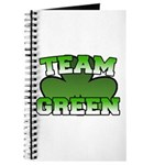 Team Green Journal