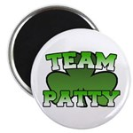 "Team Patty 2.25"" Magnet (100 pack)"