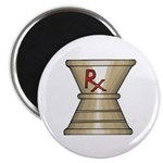 """Pharmacy Trophy 2.25"""" Magnet (100 pack)"""