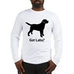 Got Labs? Long Sleeve T-Shirt