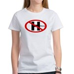 No President Hillary Clinton Women's T-Shirt
