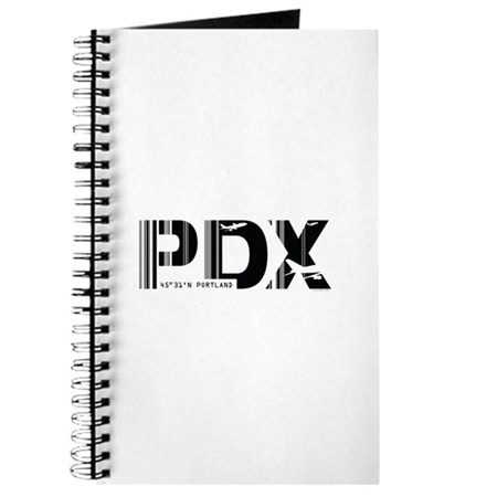 Portland Oregon PDX Air Wear Journal
