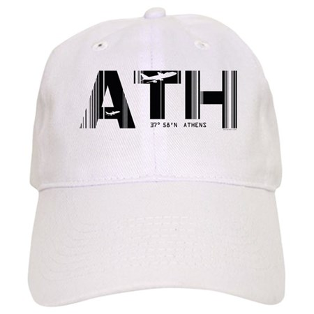 Athens ATH Greece Airport Code Cap