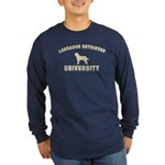 Lab University Long Sleeve Dark T-Shirt