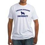 Lab University Fitted T-Shirt