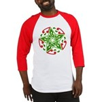 Celtic Christmas Star Baseball Jersey