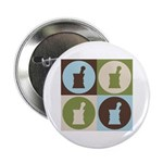 """Pharmacology Pop Art 2.25"""" Button (100 pack)"""
