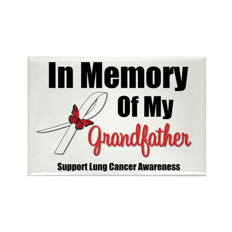 lung cancer ribbon. In Memory Lung Cancer t-shirts