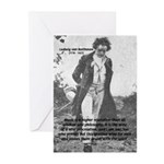 Ludwig van Beethoven Greeting Cards (Pk of 10)