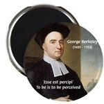 Philosopher: George Berkeley Magnet