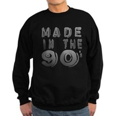 Made in the 90's Dark Sweatshirt