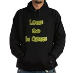 Large And In Charge Hoodie (dark)
